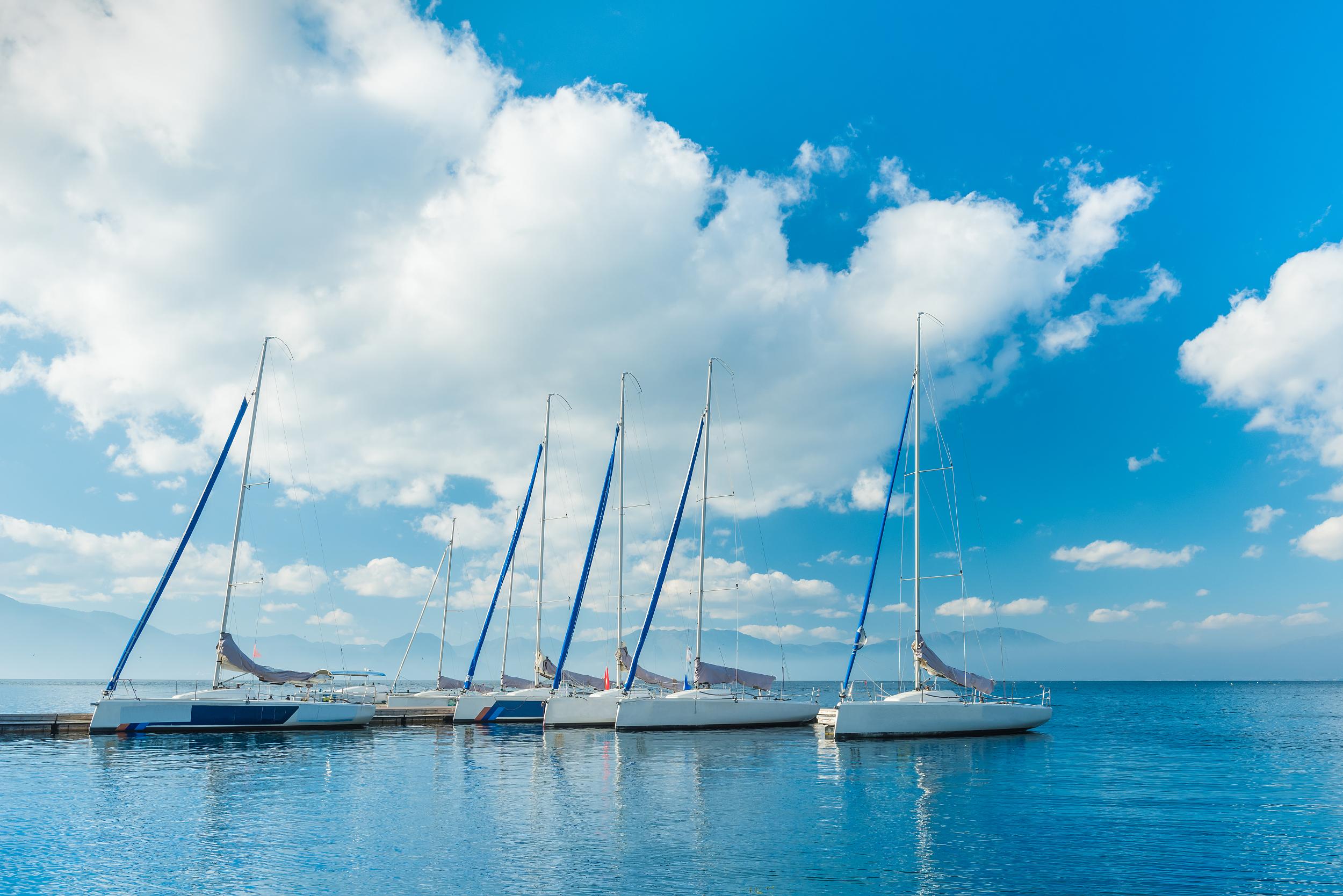 Fuxian Lake Sailing Base