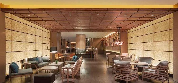 大連新世界酒店自助餐廳1