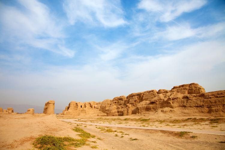 高昌故城1