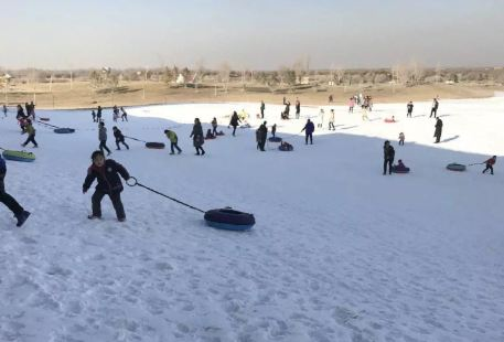 Yulinbijie Ski Field