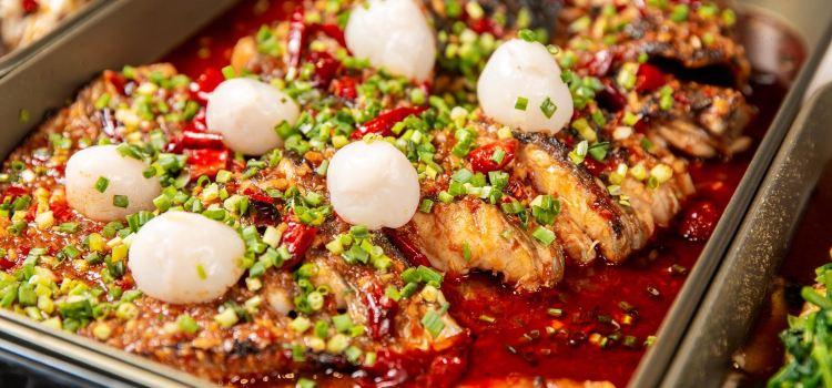 魚酷活力烤魚(萬達廣場店)1