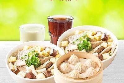 回味鴨血粉絲湯(金輪新天地店)
