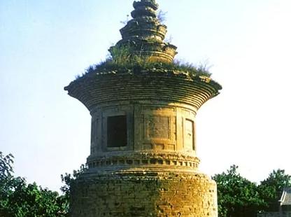 Gongqian Buddhist Tower