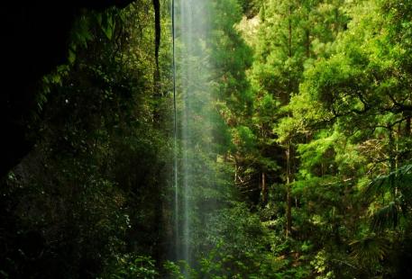 Tsugino Falls