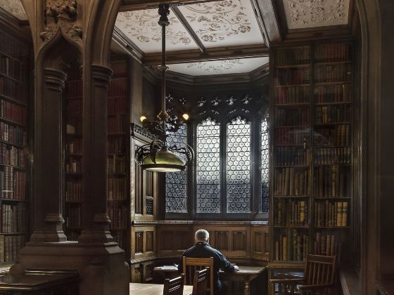 約翰·瑞蘭德圖書館