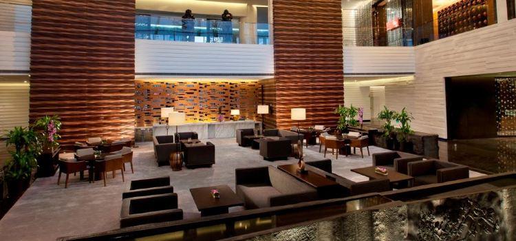 Banyan Tree Tianjin Riverside Lobby Lounge3