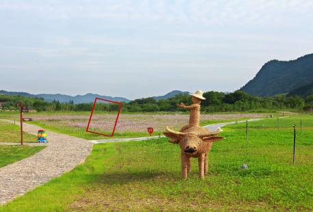 中國耕織圖文化園