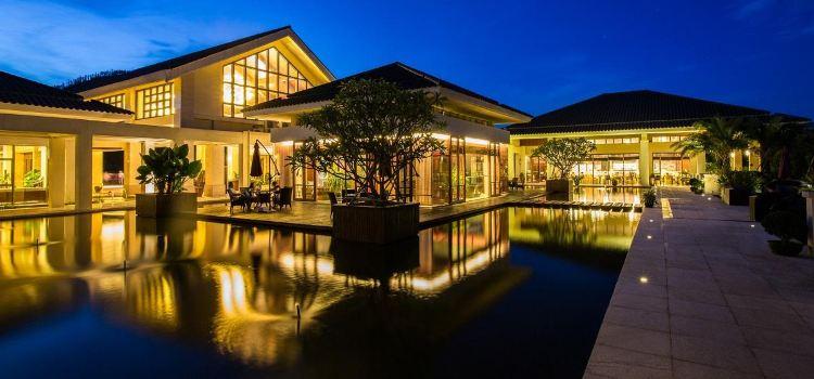 愛必儂泉林酒店·漁米之鄉餐廳3