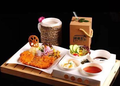 紙箱王主題餐廳1