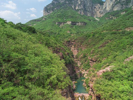 焦作紅峽谷溫泉