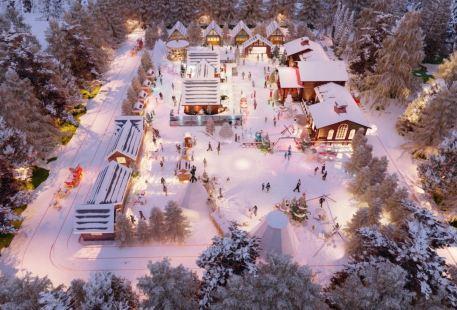 Mei Shan wan Bingxue Da World Theme Amusement Park