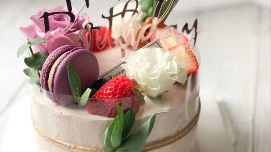 愛心蛋糕店