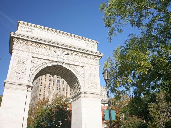 ワシントン・スクエア公園