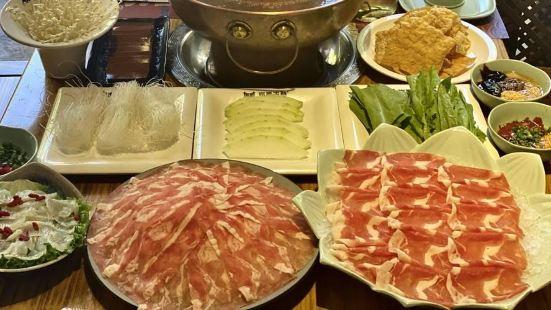 炭尋古巷老北京涮肉