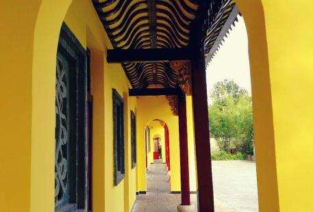 Guangshanxian Fojiao Art Museum