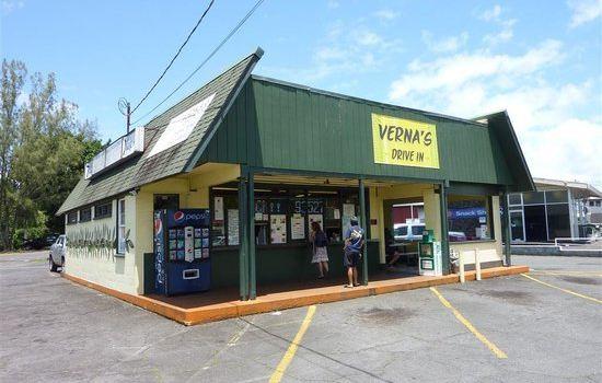 Verna's III Drive Inn1