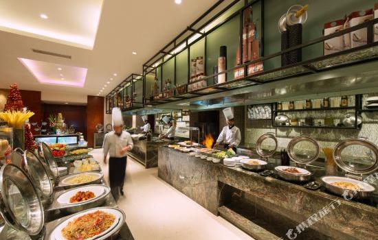 中浩希爾頓逸林酒店西餐自助(西餐自助)2