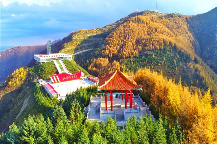 Liupanshan Changzheng Scenic Area2