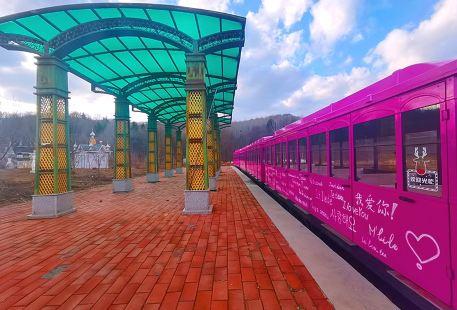 亞布力森林小火車