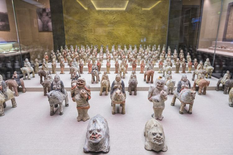 The Guyuan Museum of Ningxia4