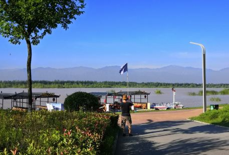 Yanglingweihe Wetland Ecology Park