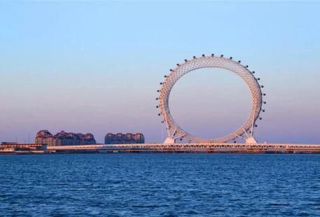 """Eye of the Bohai Sea"" Ferris Wheel"