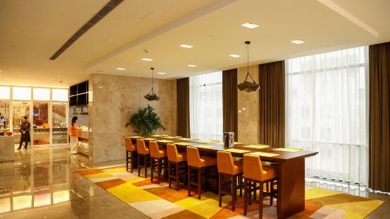 希爾頓歡朋酒店●中餐廳