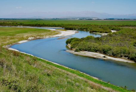 特克斯河濕地