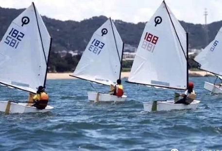 海口玩海人帆船帆板俱樂部