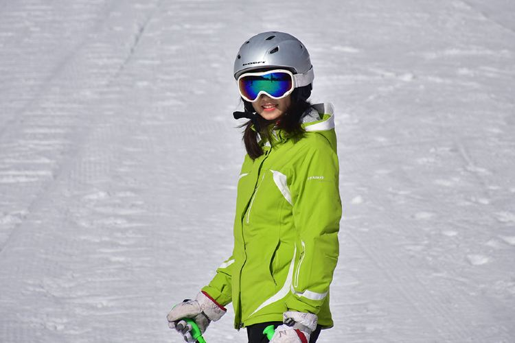 Longjiangping International Ski Course2