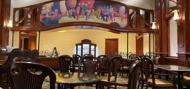Bacchus Lounge 巴克斯酒廊1
