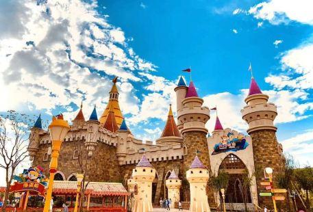 Xining Xinhua Liantong Meng Amusement Park