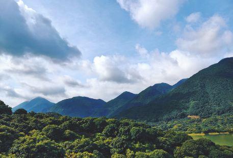 Yinping Mountain(Silver Bottle Mountain)