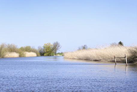 光州湖湖水生態園