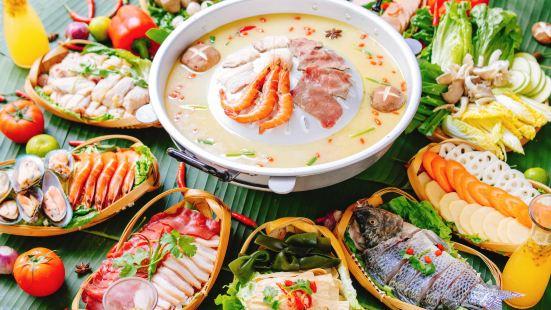 西雙版納融創鉑爾曼度假酒店傣雲軒中餐廳