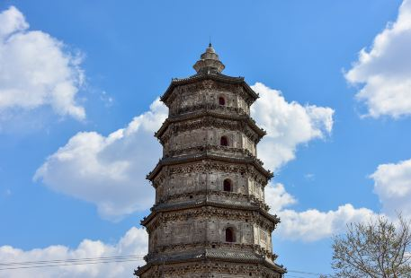 Liao Dynasty Twin Towers