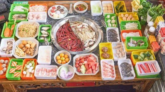 蜀大俠&小曼穀(奎元廣場店)