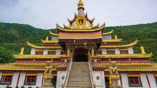 Gongba Temple