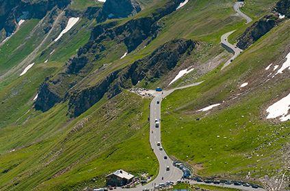 大鐘山冰川公路