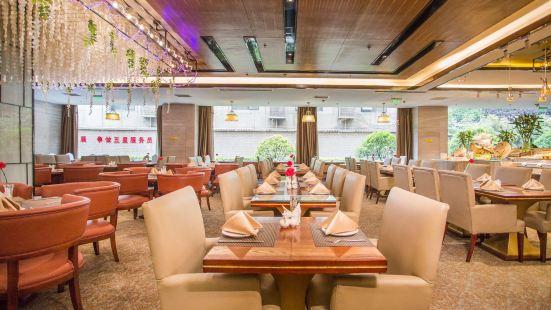 西安廣成酒店 自助餐廳