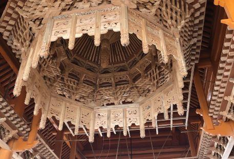Hualongxian Xiguanqing Zhen Da Temple