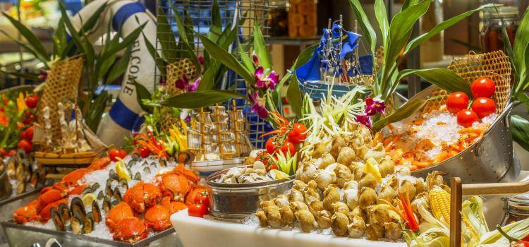 重慶江北希爾頓逸林酒店品味全日制餐廳3