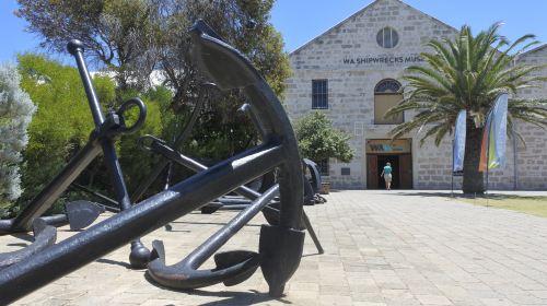 Western Australian Museum - Shipwreck Galleries