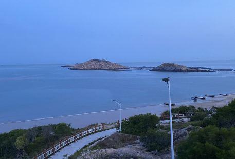 藍海灣觀景石厝