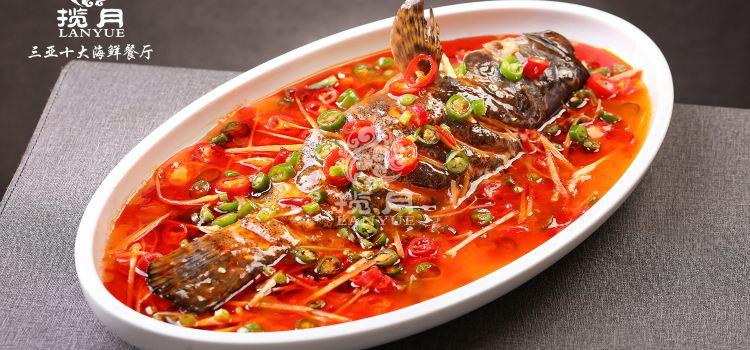 Lan Yue·jiangxin·chuangyihaixian(Hai Tang Dian)1