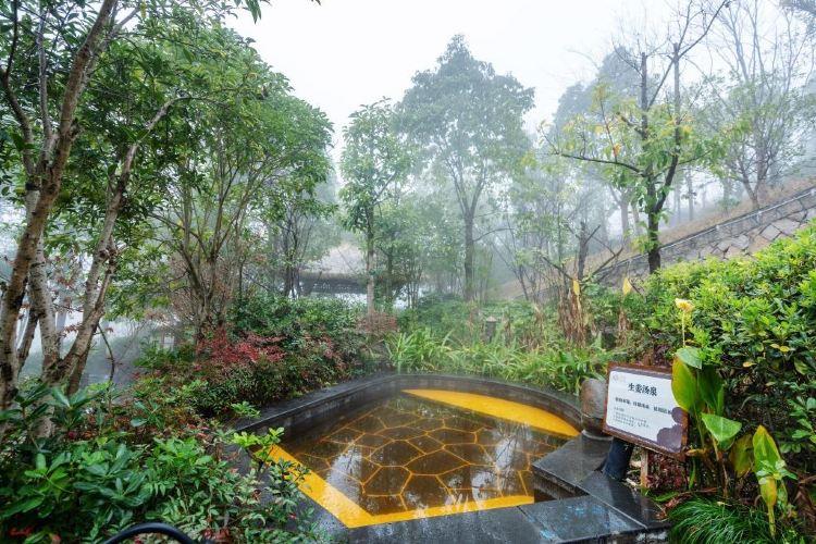 Lianyun Valley Hot Springs1