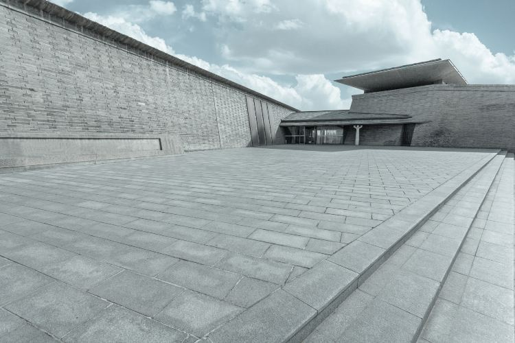 Dunhuang Grotto Art Protection,Examination and Exhibition Center3