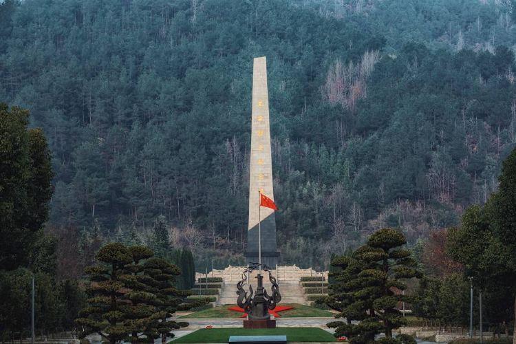 Simingshan Revolutionary Martyr Monument1