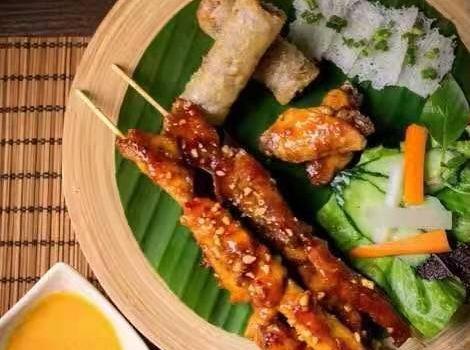 薄荷葉泰國菜1