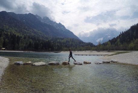 Vrsic Pass - Julian Alps